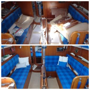 Nathalie service plaissance nettoyage bateaux la rochelle