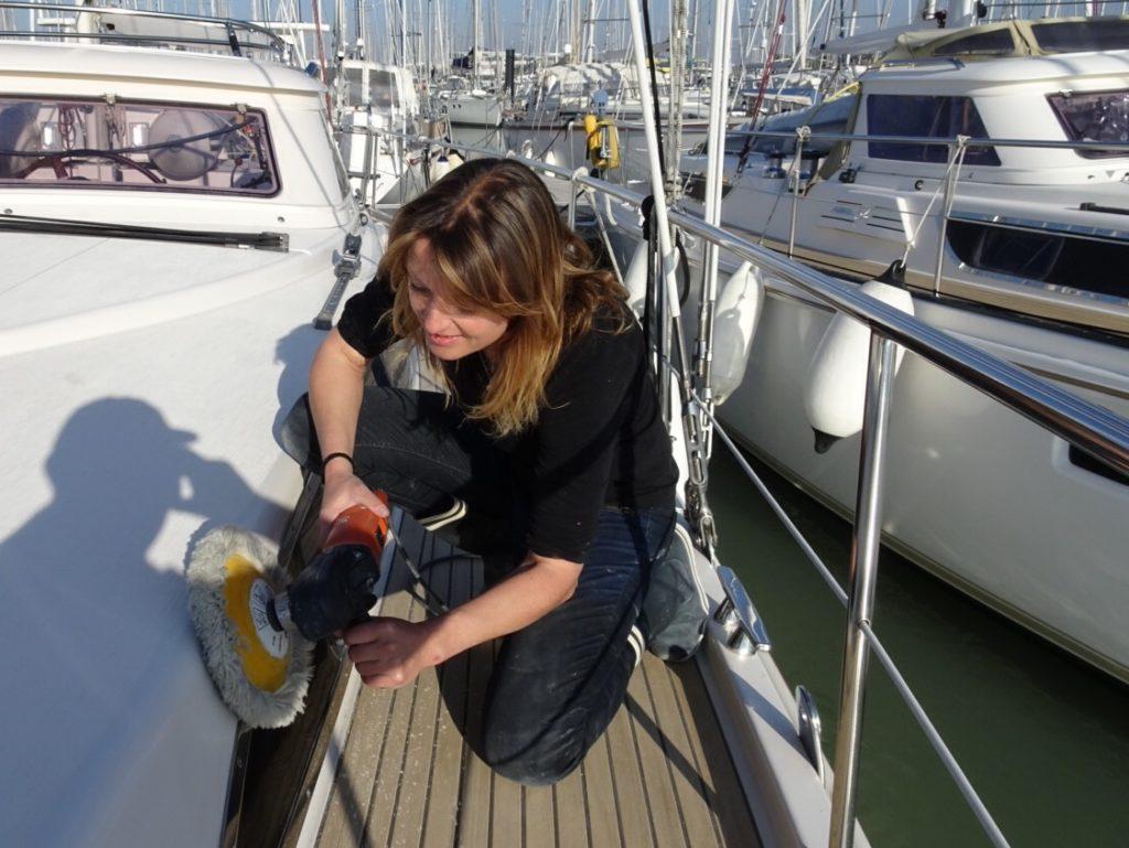 Nettoyage bateaux la rochelle